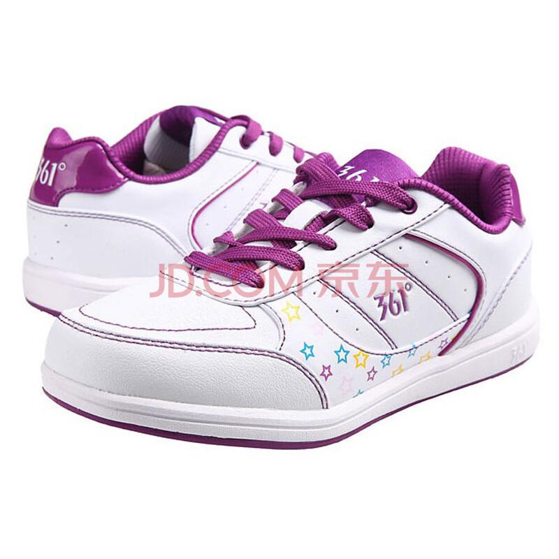 361°(361度)休闲鞋 新品女性8136737-0462