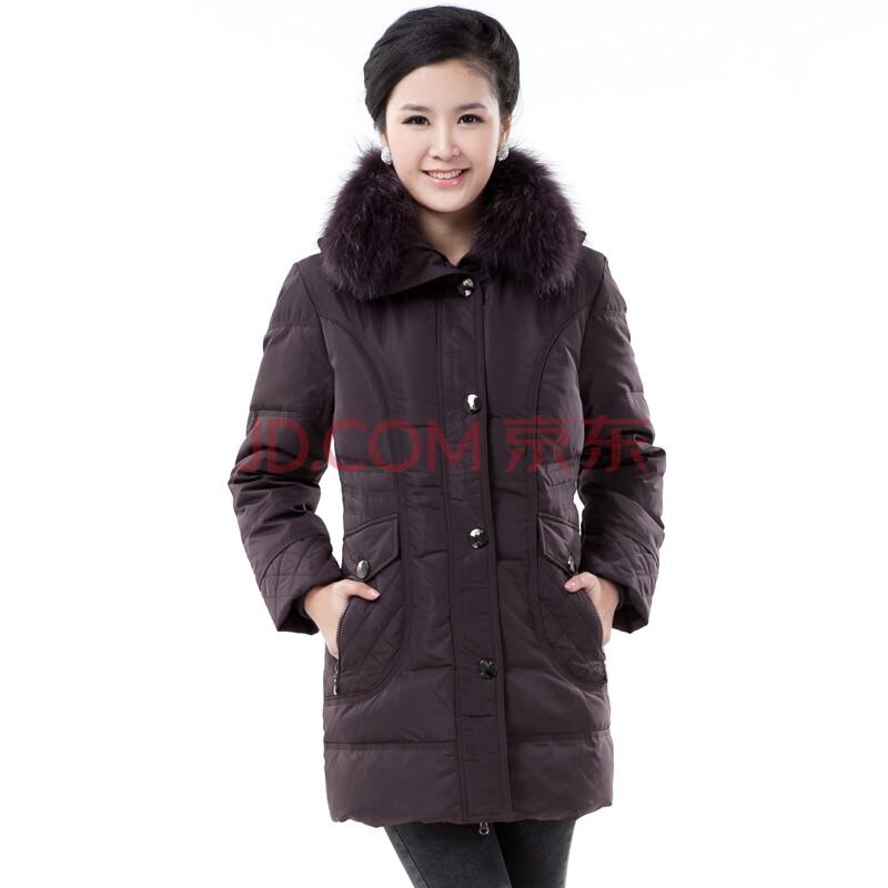 2012冬季新款女士服饰妈妈装