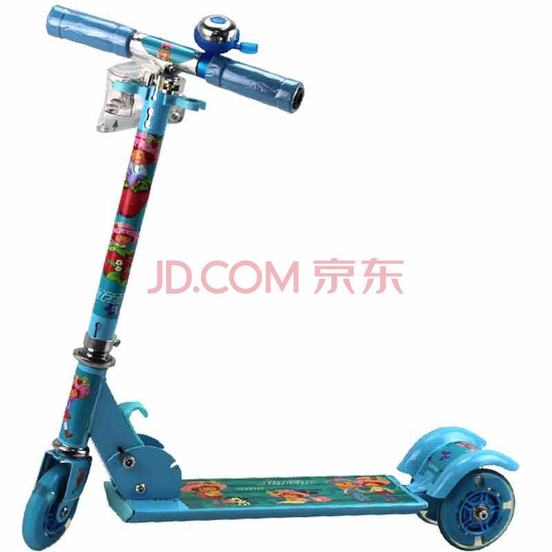 峰儿童滑板车闪光轮二三轮互换hb9