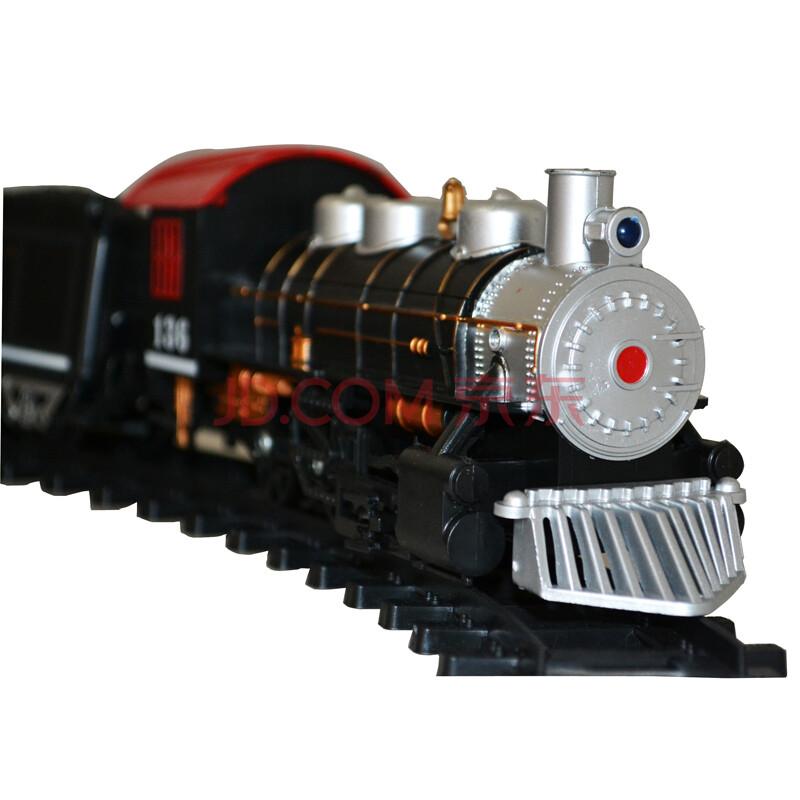 环奇电动轨道车 火车轨道玩具小火车