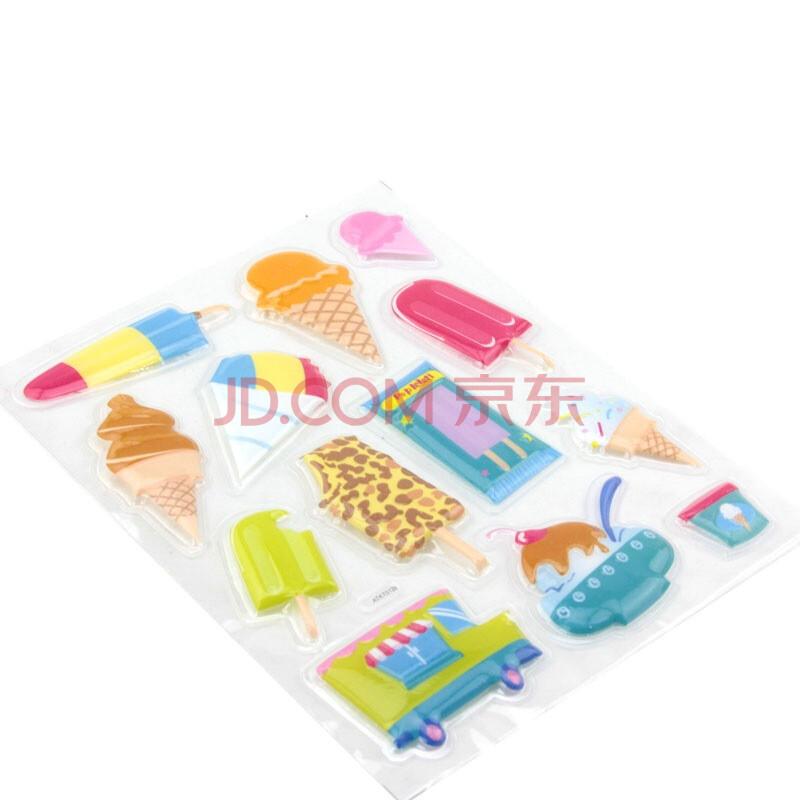 冰淇淋贴画素材