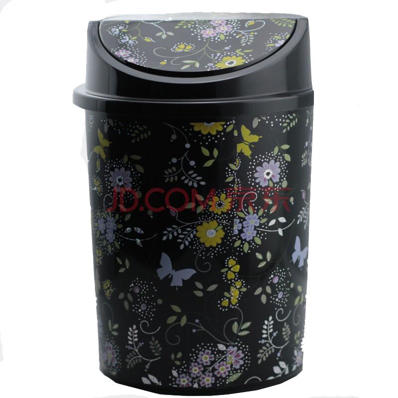 垃圾桶翻盖式大小号浴室厨房专用