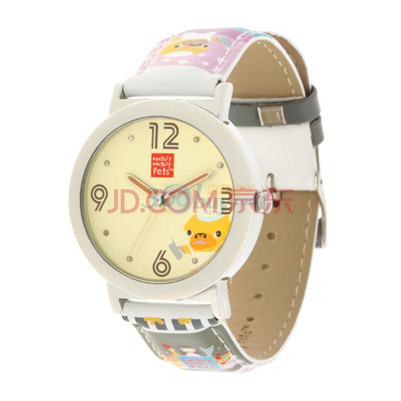 淘气宝贝 时尚个性 儿童手表 卡通 男孩女孩 学生手表 nnp-47 夜光表