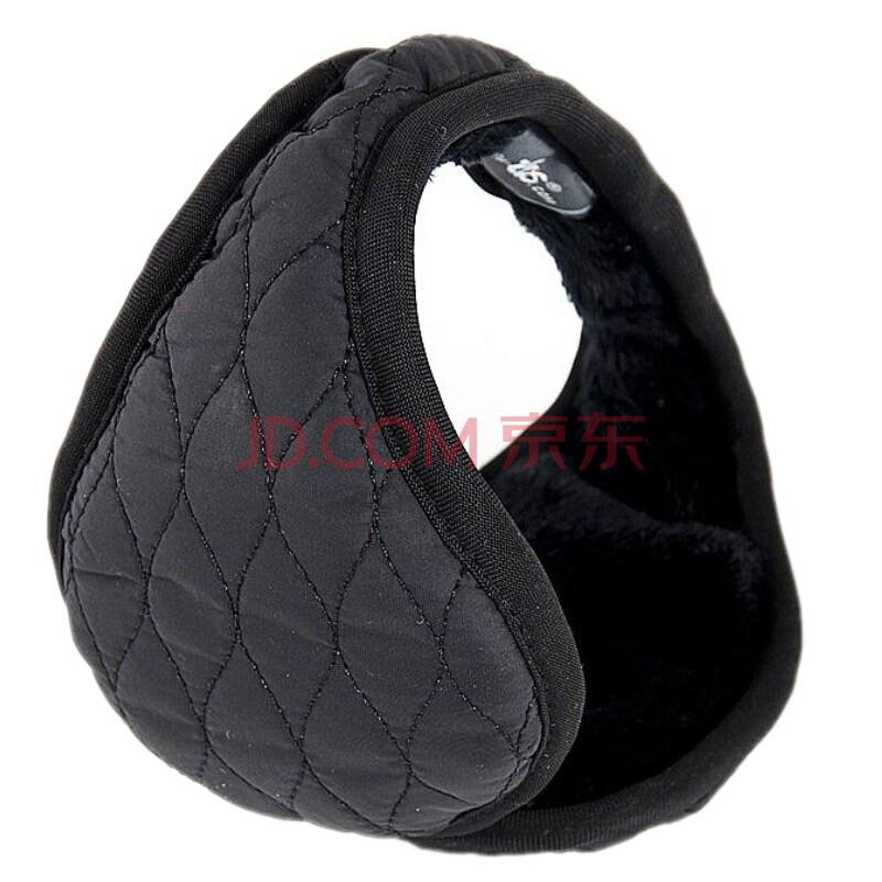 折叠耳罩 thermolite棉(黑色)