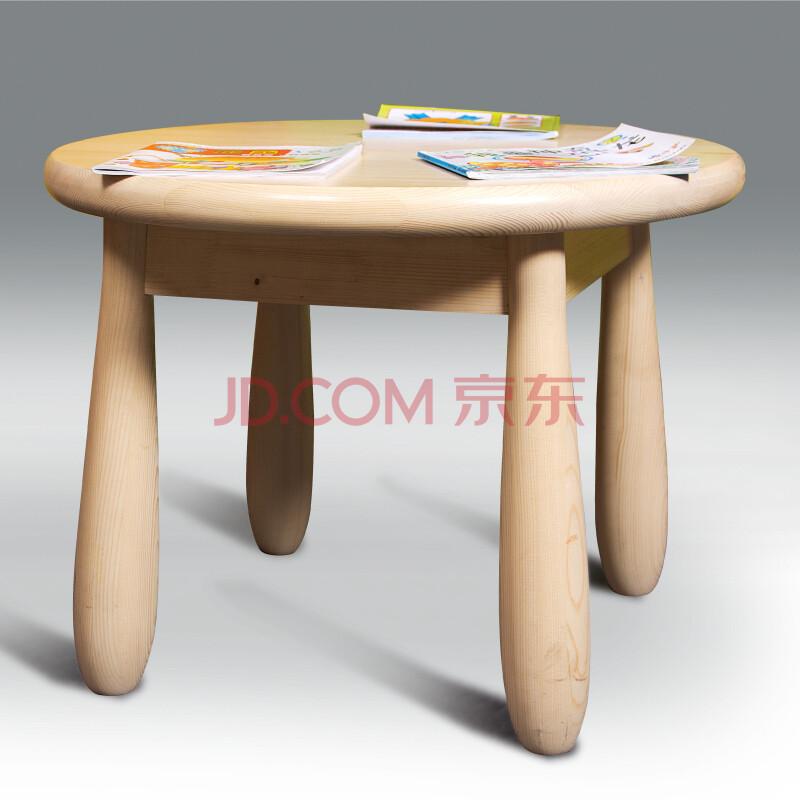 儿童桌 100%进口芬兰松木