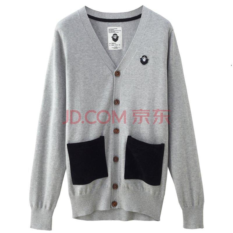 灰色针织衫搭配图片男-灰色针织衫怎么搭配,长灰色衫