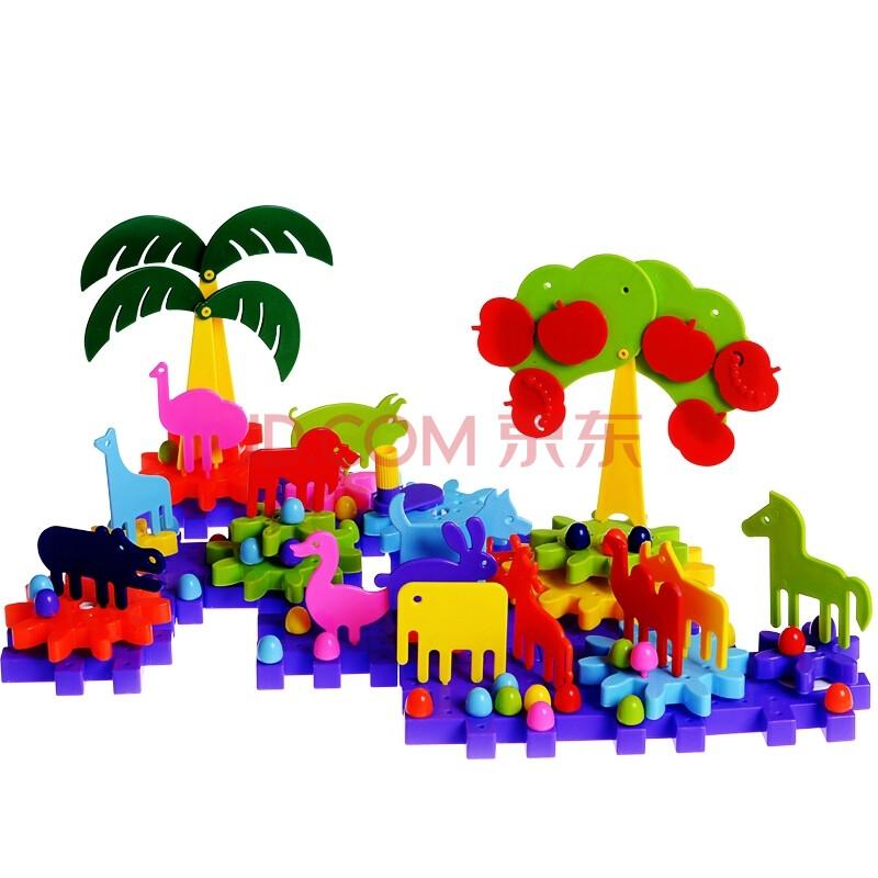 儿童益智积木玩具