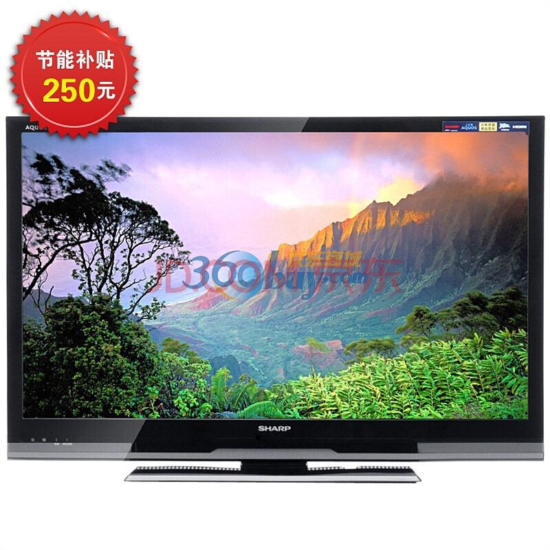 京东商城 SHARP夏普 LCD-32NX115A 32英寸 LED液晶电视 ¥2049-250