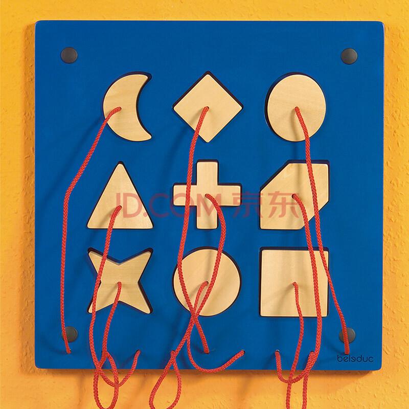 儿童益智动手玩具墙饰