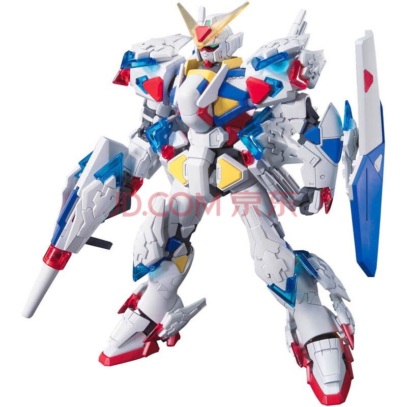 【万代敢达模型】BANDAI 万代 敢达模型 Gunpla战士 HG 1\/144 初始敢达最终形态 HGD-164267图片