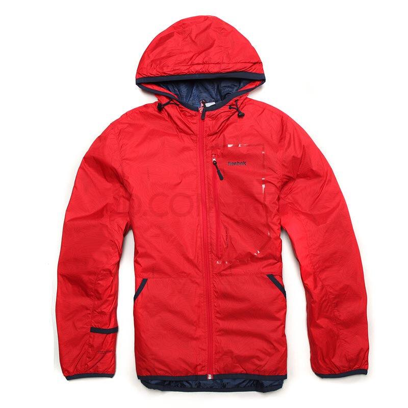 锐步 REEBOK 男式棉服外套 W01243 W01242