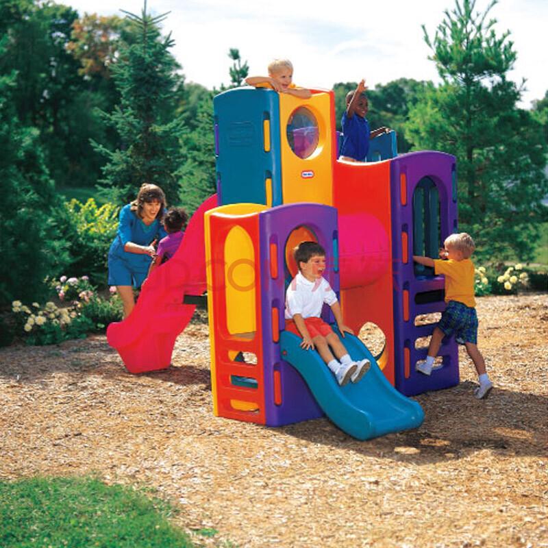 美国儿童的游乐设施