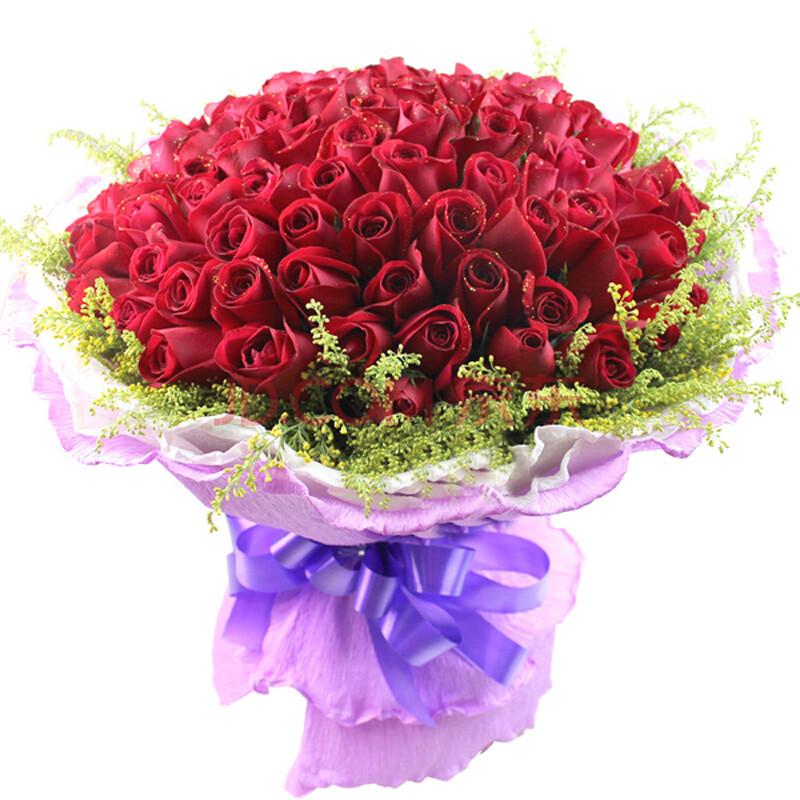 鲜花99 玫瑰花