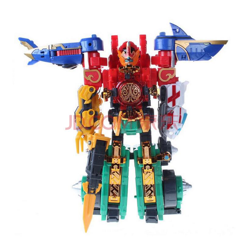 巨神战击队玩具