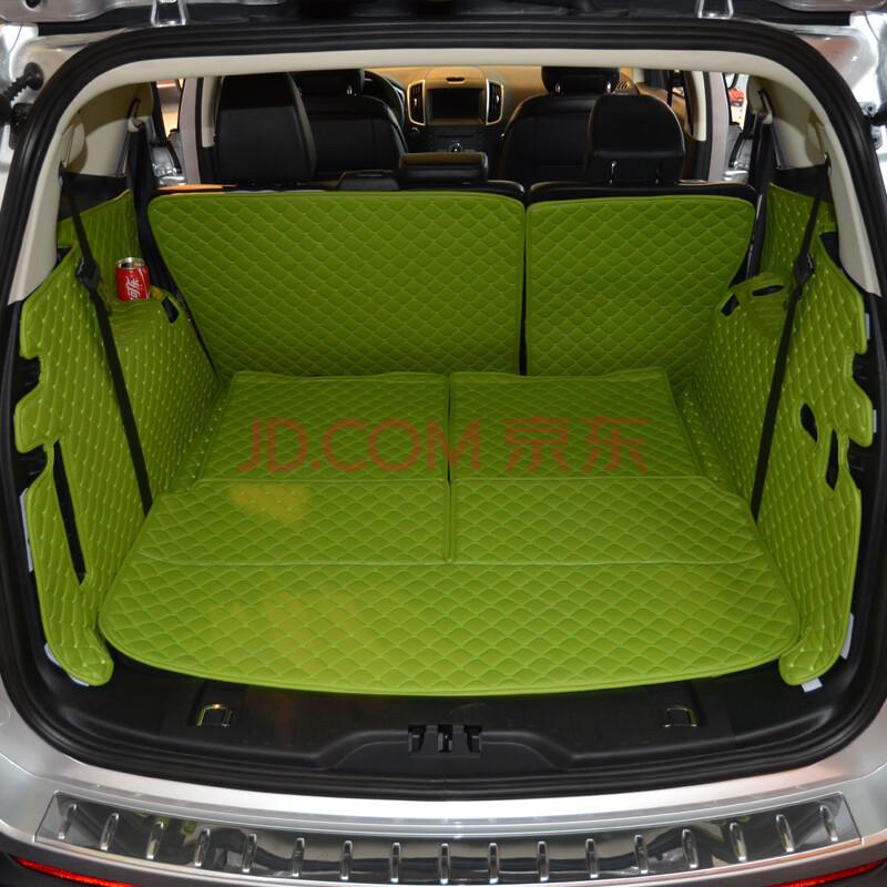 箱垫福特锐界后备箱垫7座七座 菱格套 后备箱垫全套 同款7座全包脚垫