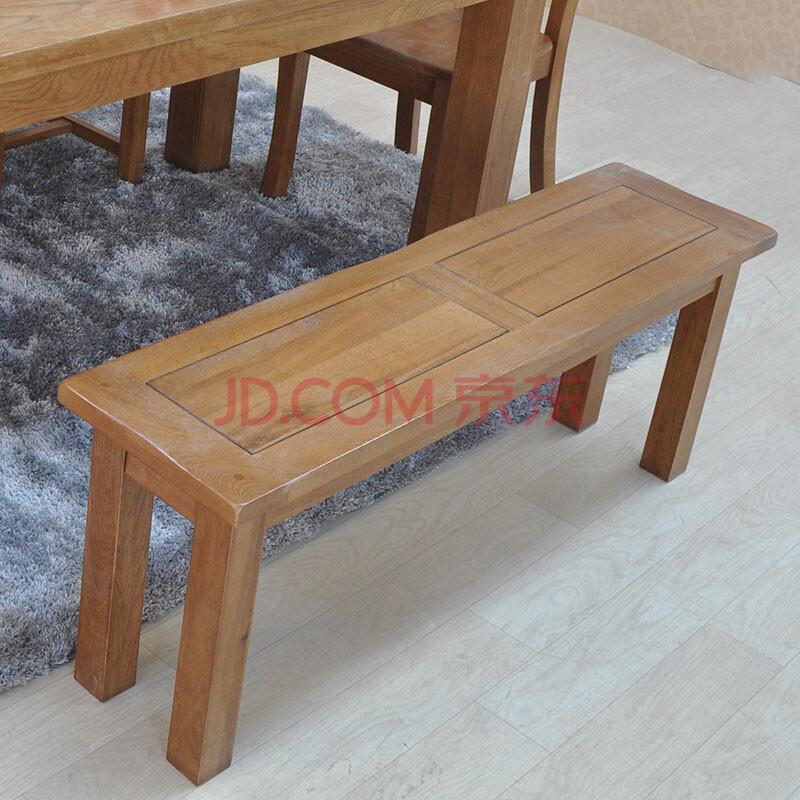 民间艺人 白橡木小凳子 板凳换鞋凳长条凳茶几凳 坐墩