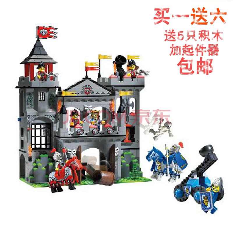 儿童手工制作大全图解 城堡