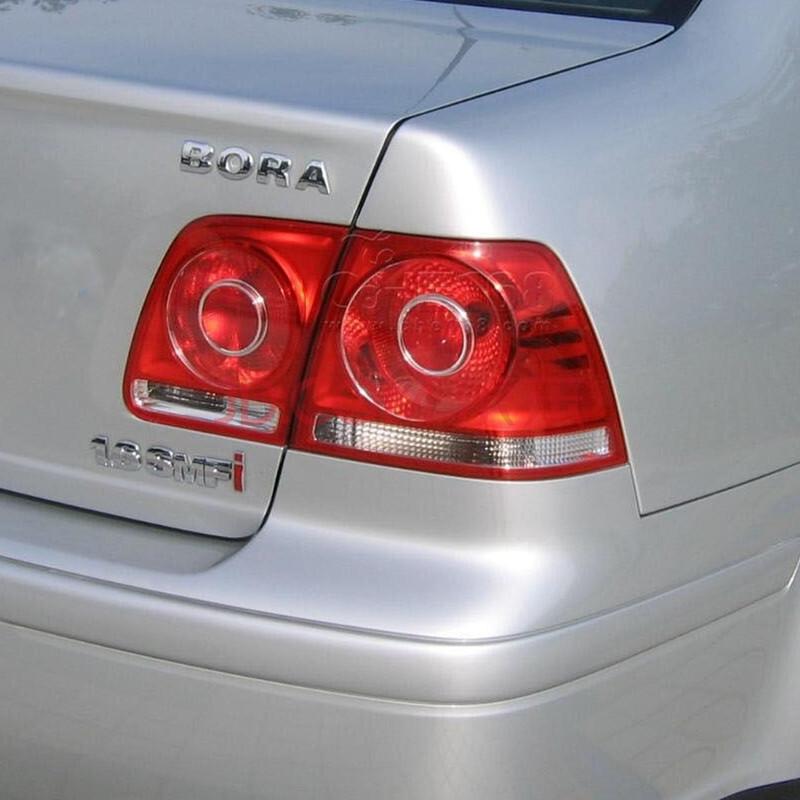 大众宝来06-08款 宝来经典 后尾灯总成 道博dvb 右侧外尾灯