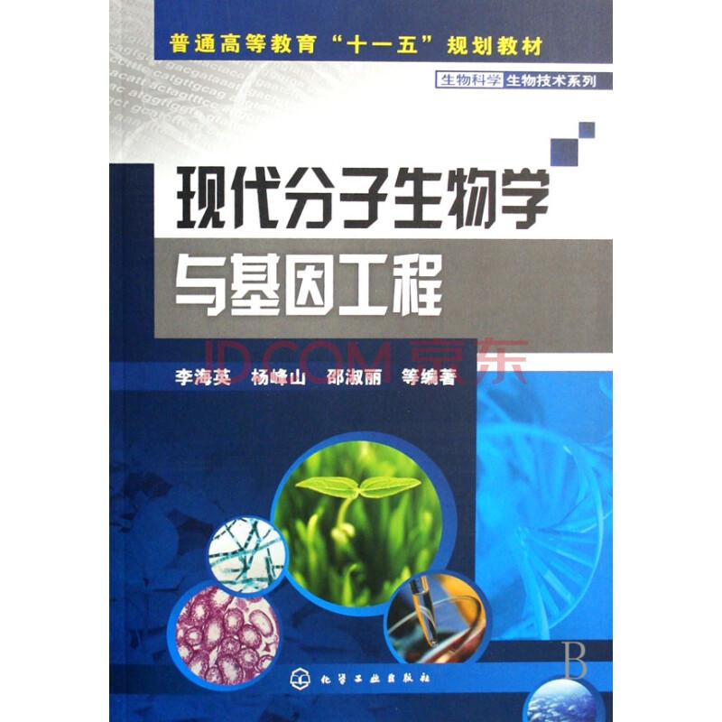 现代分子生物学与基因工程(普通高等教育十一