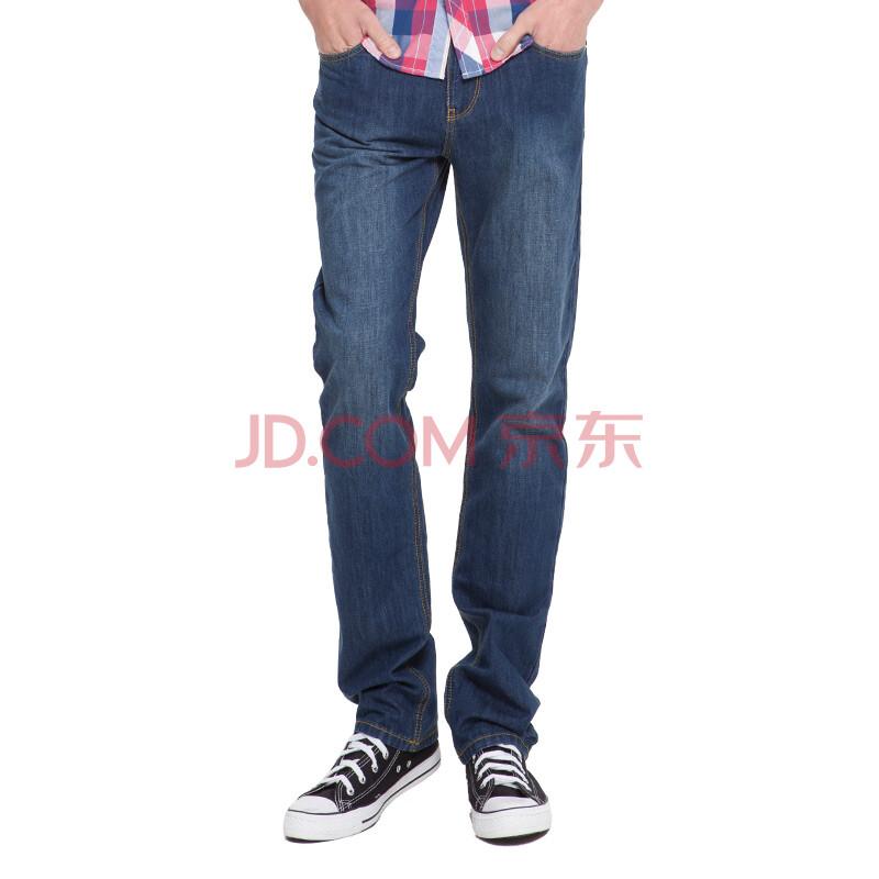 森马牛仔裤 2015夏季新款男装图片