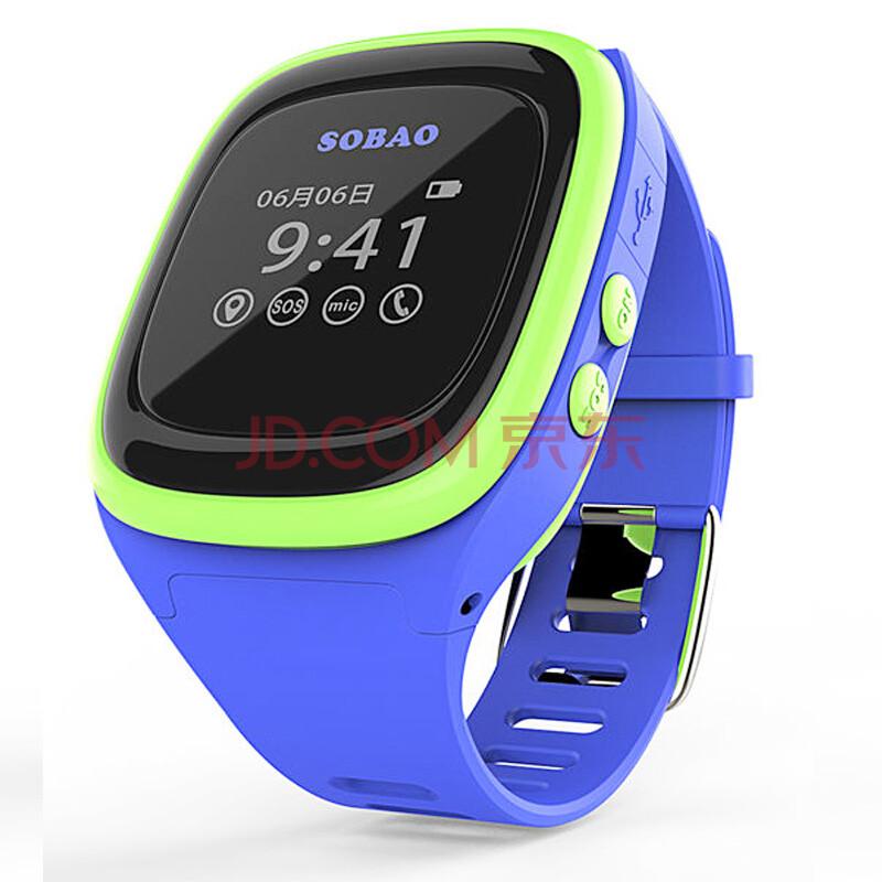 儿童手表手机儿童电话手表gps定位器手环