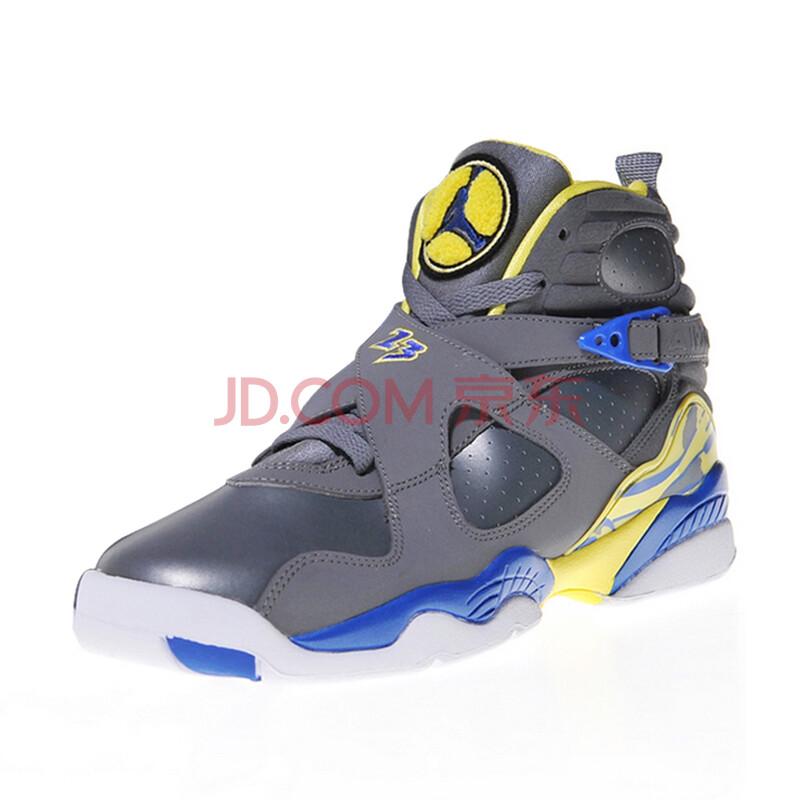 乔丹8复刻儿童篮球鞋30536