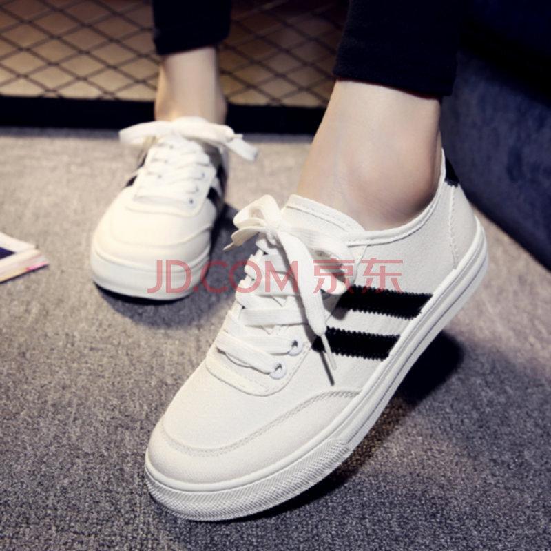 女鞋子休闲鞋小白鞋板牌子品质好 新款好用
