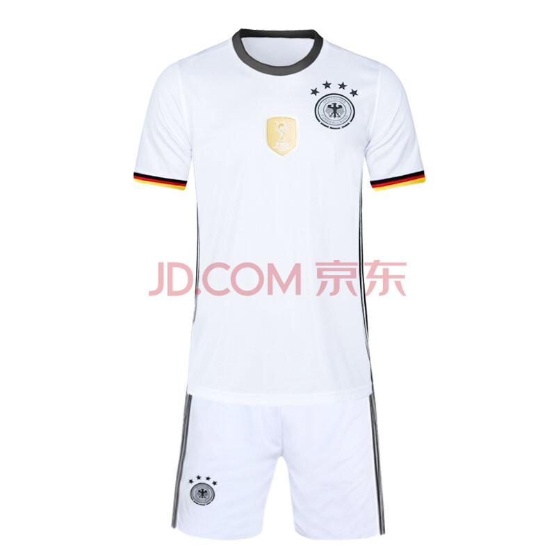 比布狼德国队球衣足球服运动套装男夏短袖训练服队服团购定制厄齐尔
