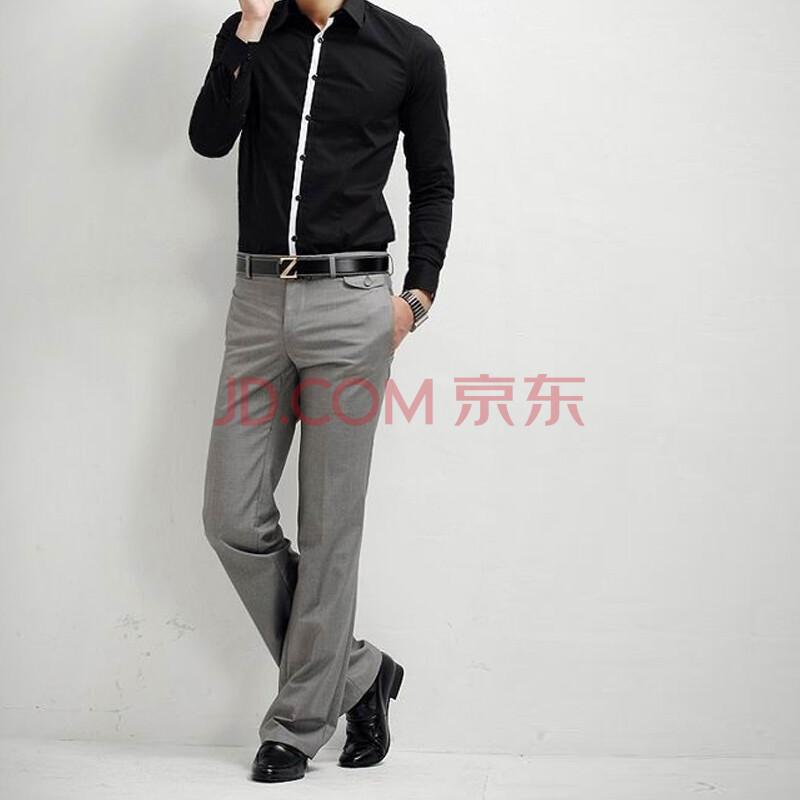 男士时尚休闲帅气裤子
