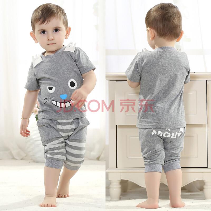 服装童装婴儿衣服男宝宝一