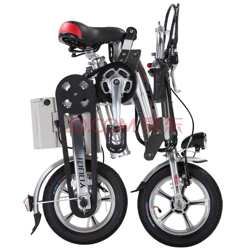 迷你折叠电动自行车