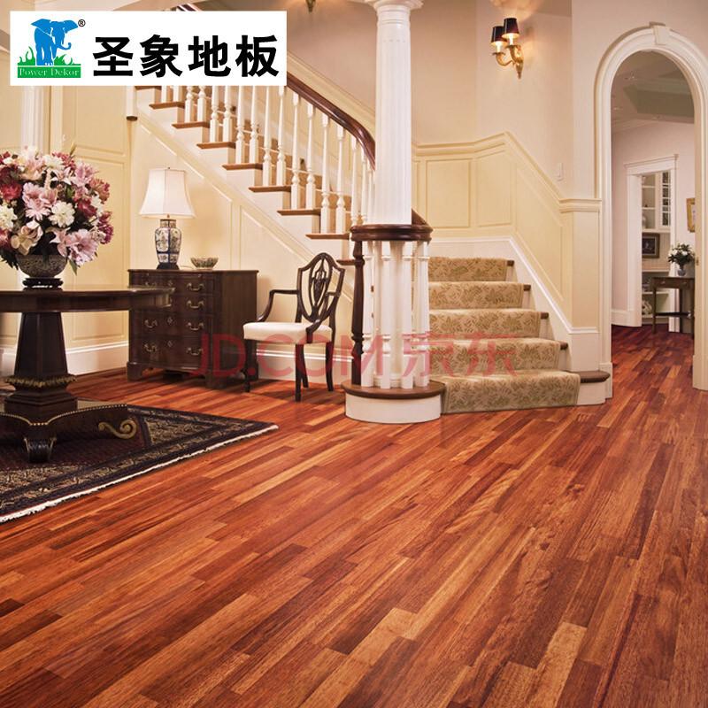 圣象地板 康树三层实木复合地板