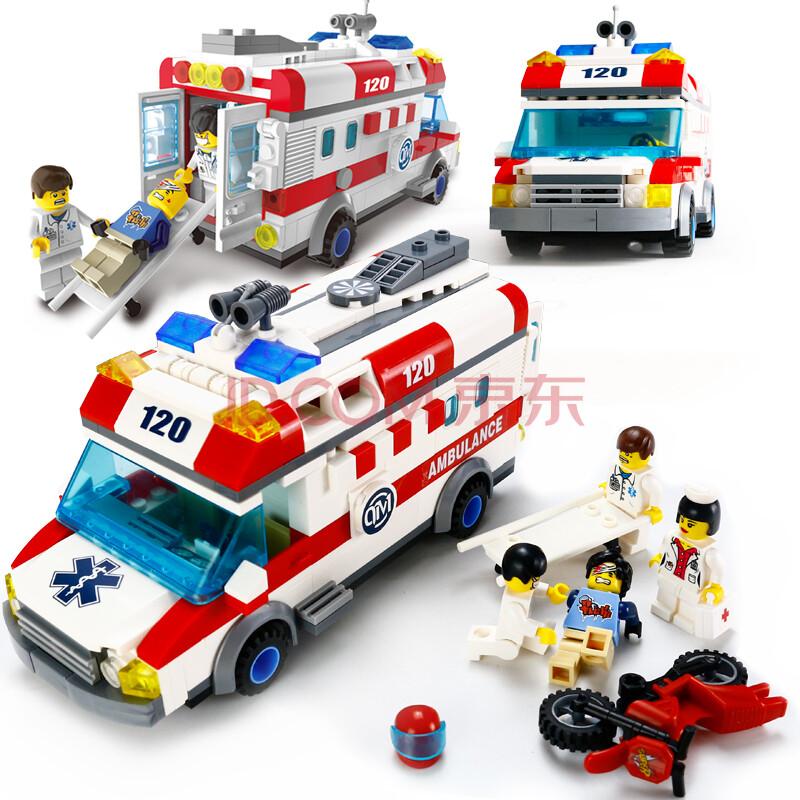 车警察车玩具儿童益智