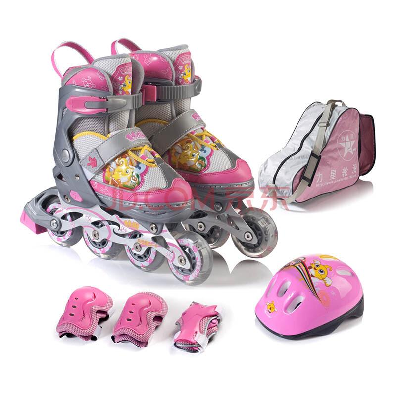 旱冰鞋套装 儿童溜冰鞋