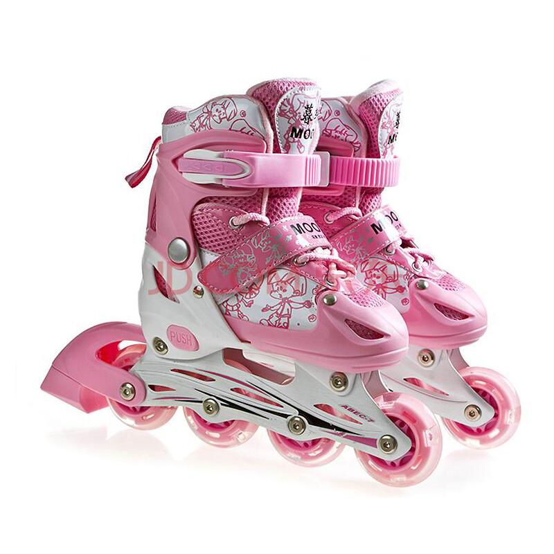 鞋儿童套装轮滑鞋