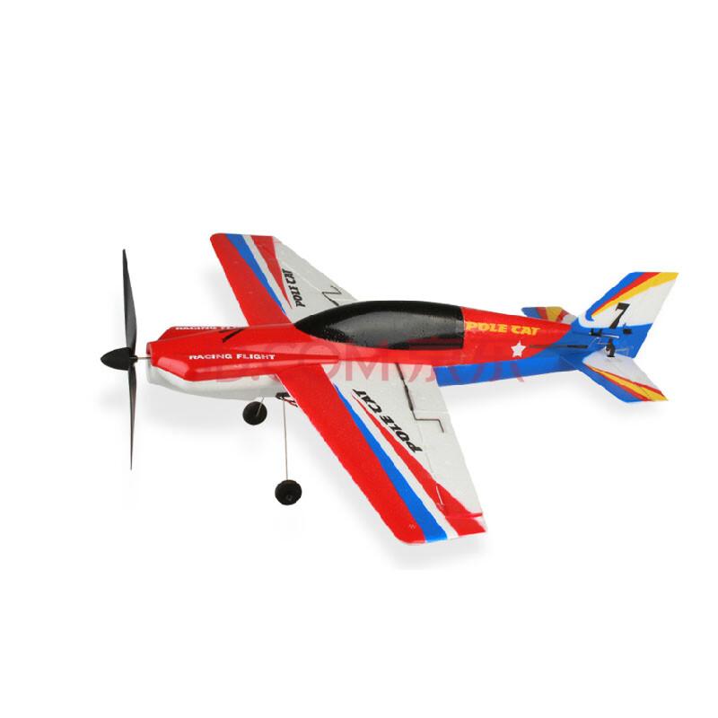 伟力滑翔飞机 固定翼 四通固定翼遥控飞机