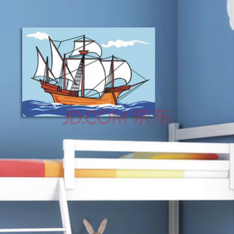 客厅风景 儿童益智卡通动画