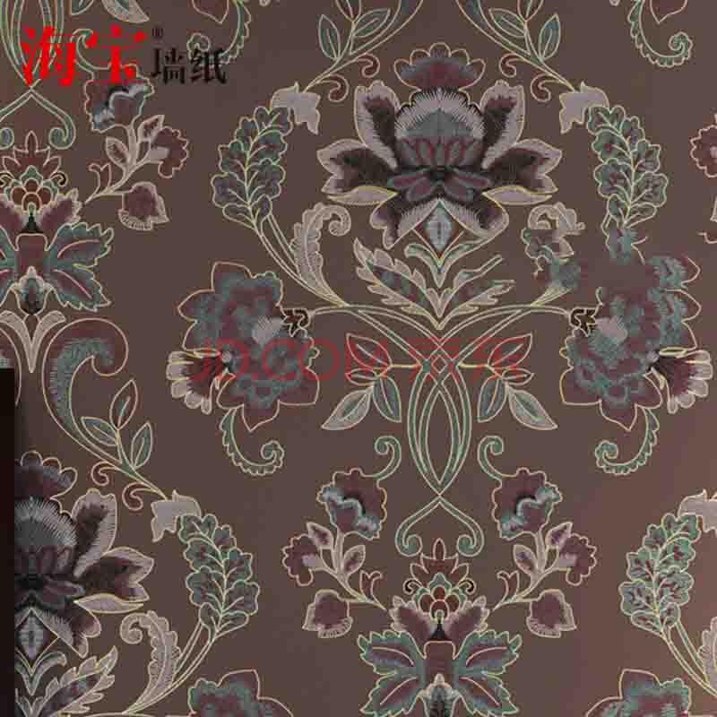中式风格传统刺绣工艺壁纸图片