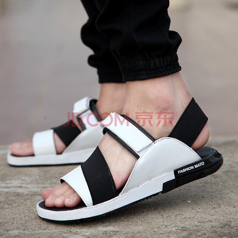 罗马凉拖鞋厚底