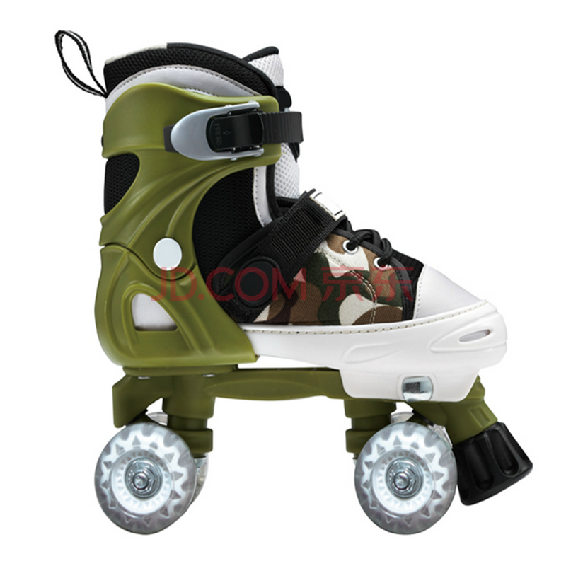 双排旱冰鞋儿童溜冰
