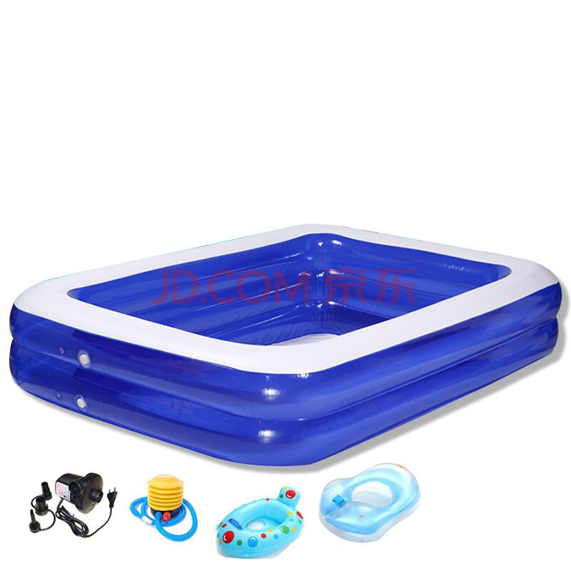 家庭成人充气游泳池