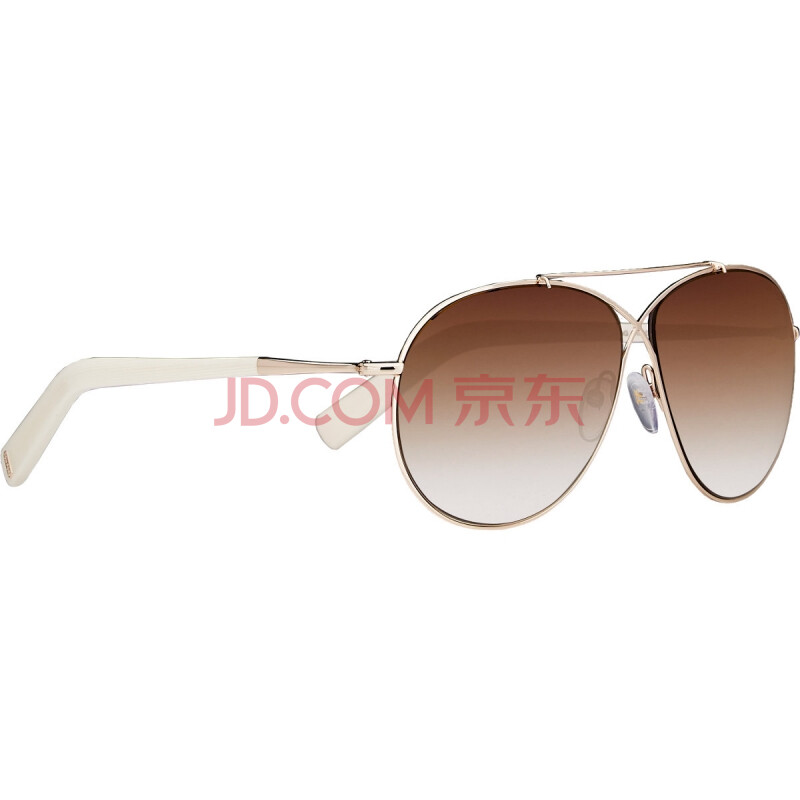 brown lens aviator sunglasses  eva sunglasses