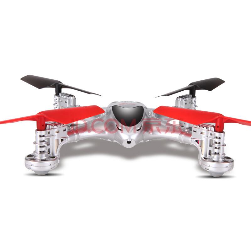 遥控飞机航拍四轴飞行器翻滚直升