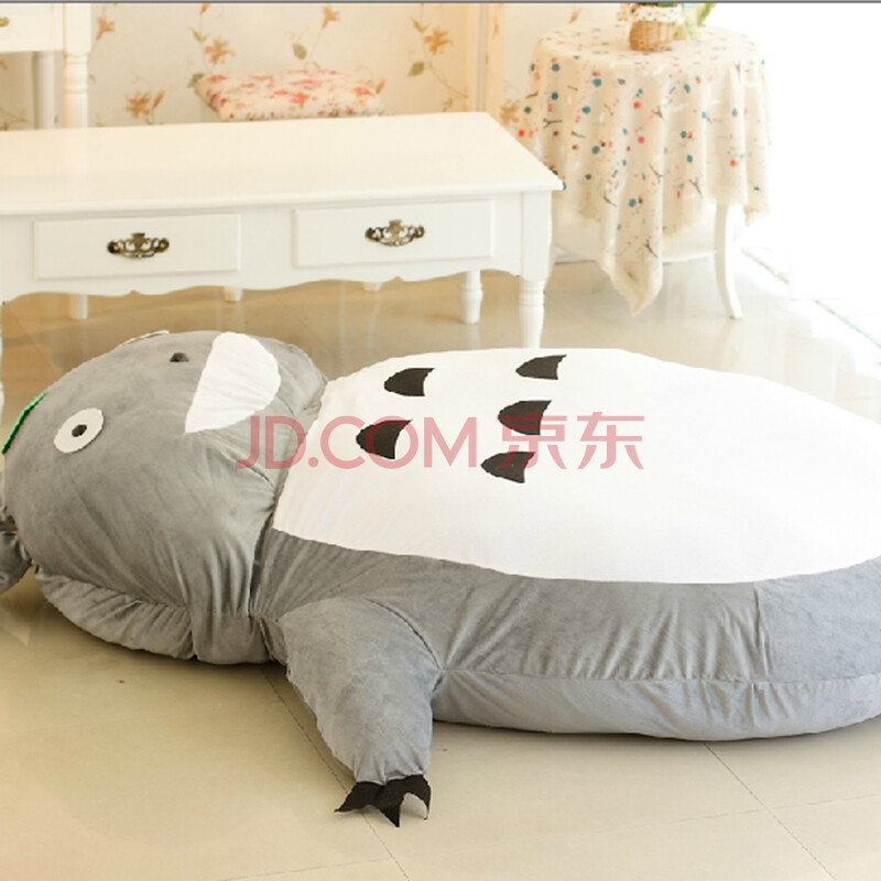 宫崎骏龙猫床垫可拆洗榻榻米床垫