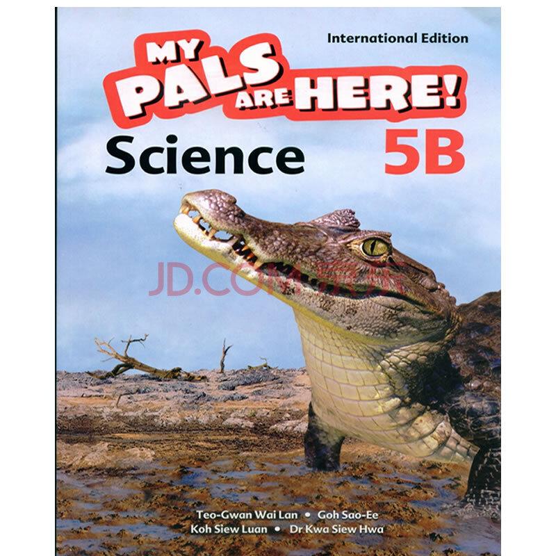 新加坡教材MyPalsareHer科学时间5B(新加坡中小学小学图片