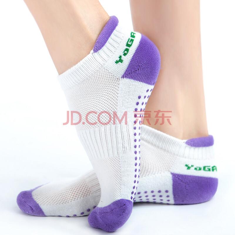 silm 瑜伽袜高档净味运动袜防滑瑜伽袜短筒型号