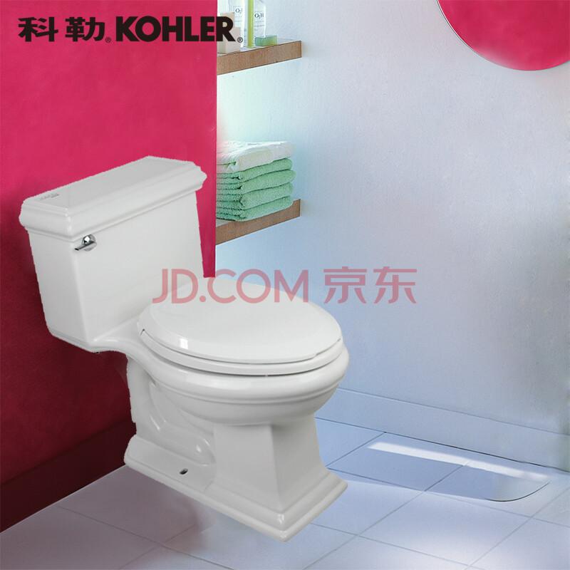 【科勒(kohler)】科勒马桶梅玛经典型连体式坐便器