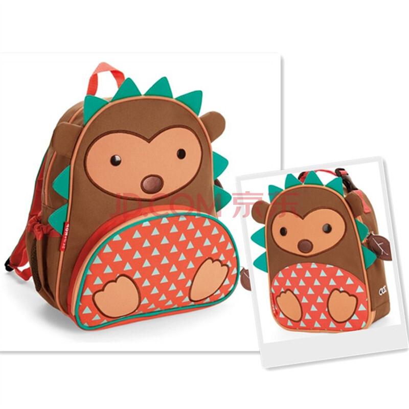hop卡通儿童动物书包宝宝双肩包/幼儿园