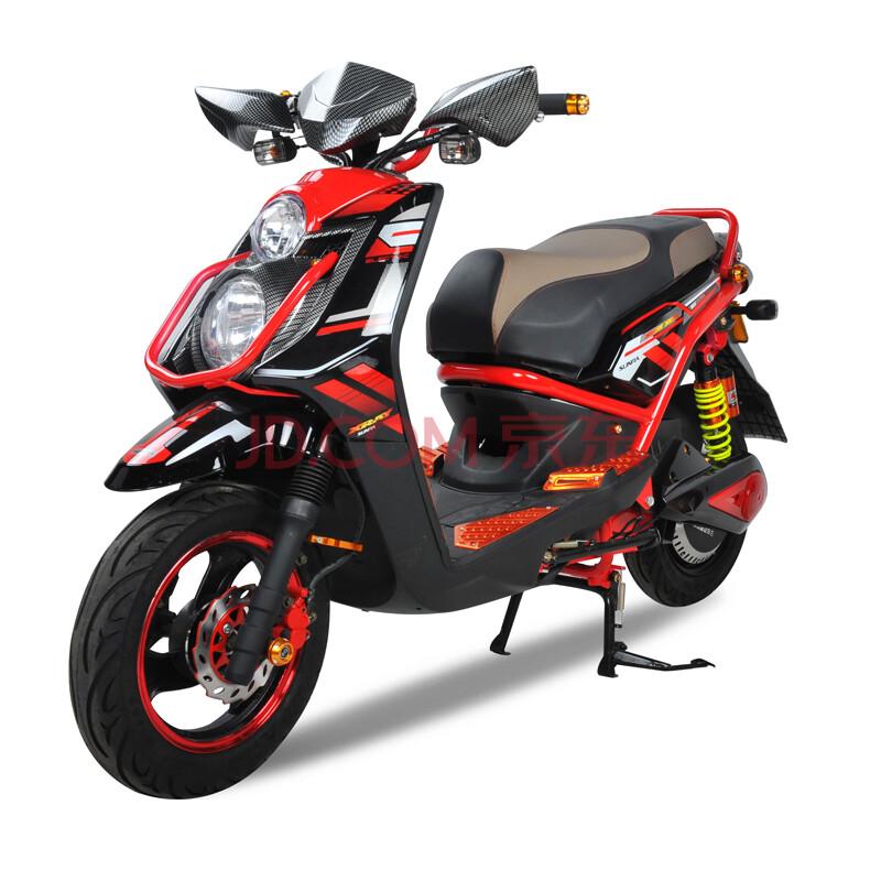 18大促 新日电动车 2014 最新款 电动自行车 极-新日电动车最新款价图片