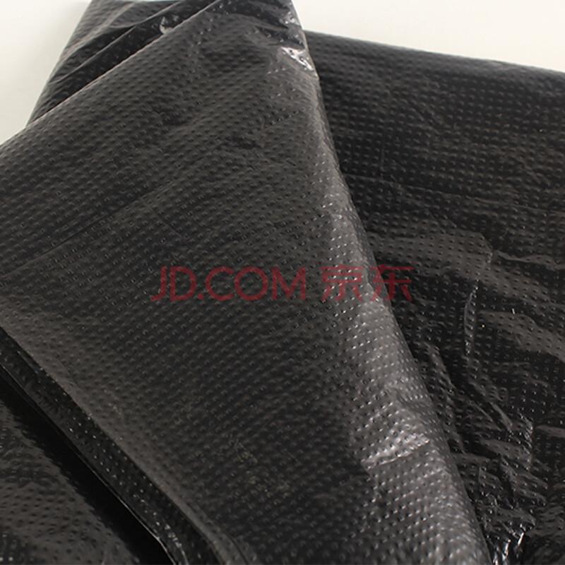 蕊之魅耐刺穿加厚加大号垃圾袋环卫物业 3包150只 100*120特大特厚清洁袋